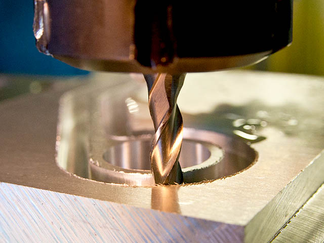 Offer precision machining and waterjet cutting services for contract manufacturing.