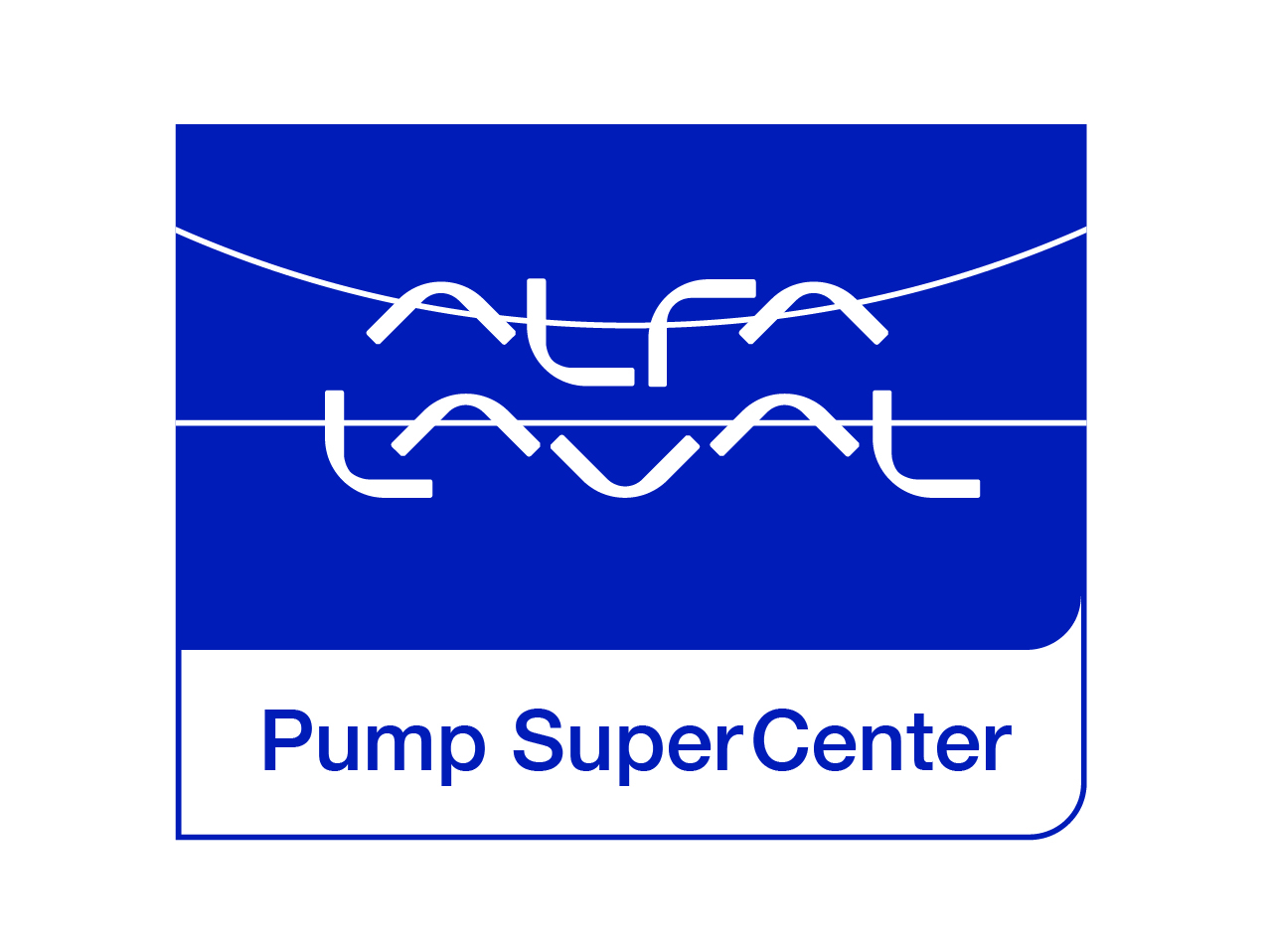 Alfa Laval Pump SuperCenter logo