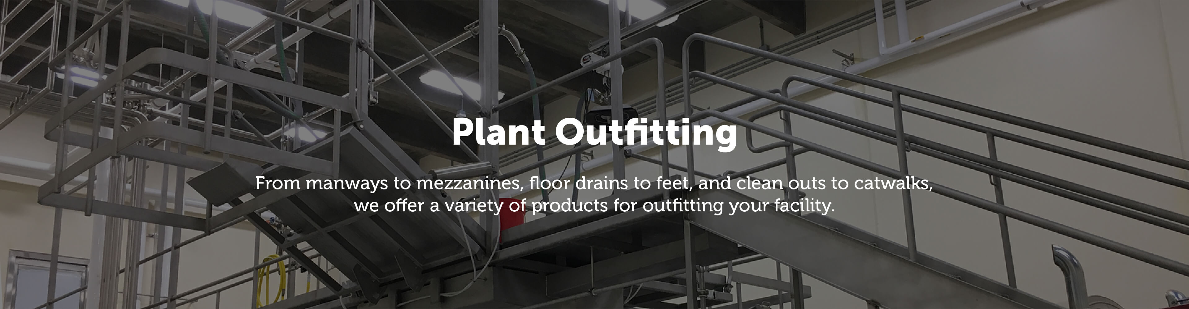 Koss Plant Outfitting