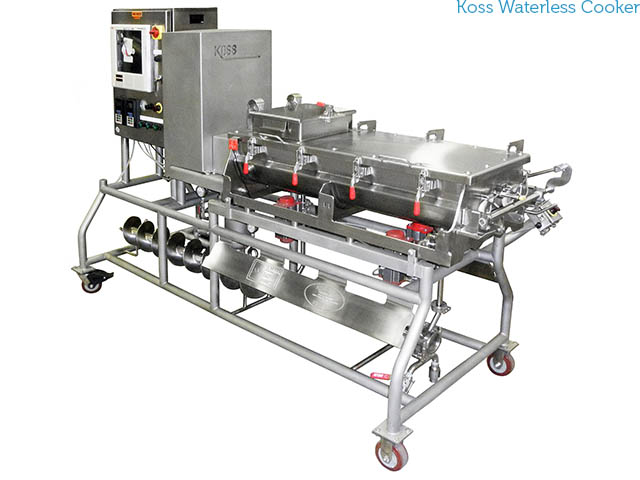 Koss Waterless Cooker