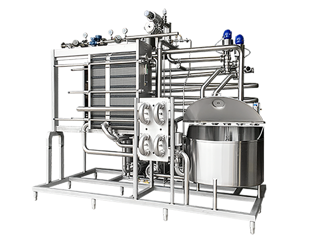 Koss HTST Pasteurizer