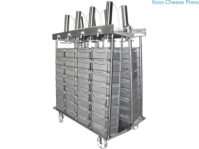 Koss Cheese Press