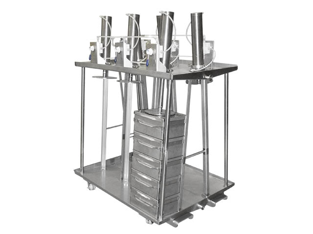 Koss Cheese Press 3
