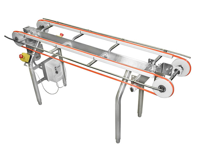 Koss rope conveyor