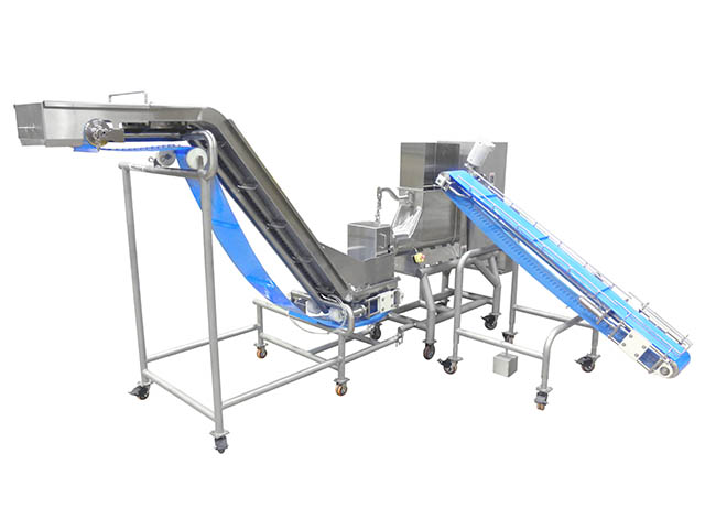 Koss Conveyor with Grinder