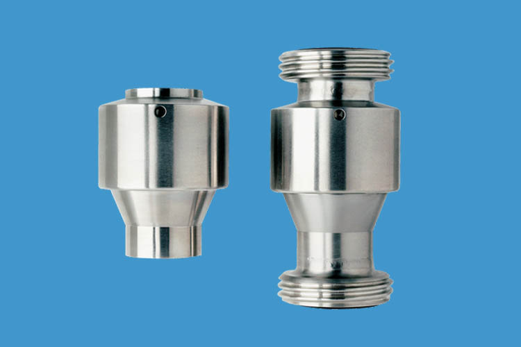 Alfa Laval SB Self Cleaning CO2 Series Valves