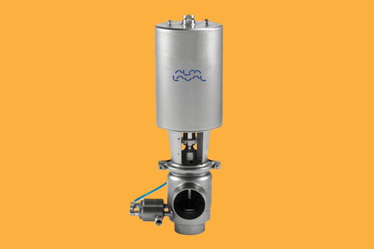 Alfa Laval SMP Double Seal Series Valves